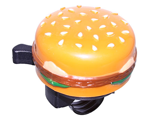 Hamburger bicycle Bell. 109127