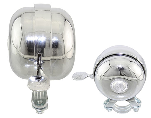 Bicycle Bell 366 Chrome. 109901