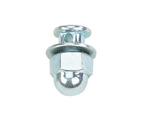 Brake Anchor Bolt/Nut 6mm.
