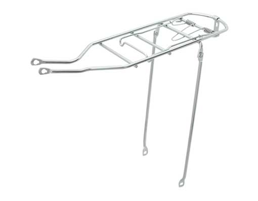 Bicycle Steel Carrier Chrome.