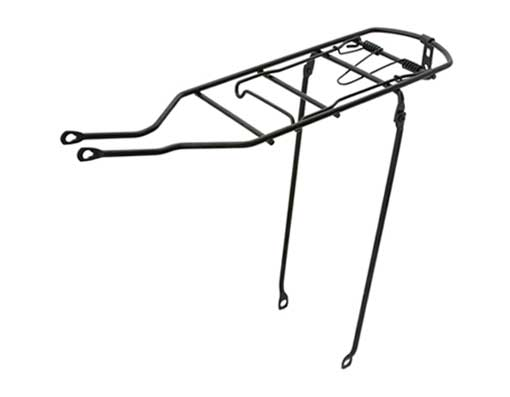 Bicycle Steel Carrier Black.