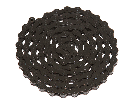 YBN bicycle Chain 1/2x1/8x112 Black.