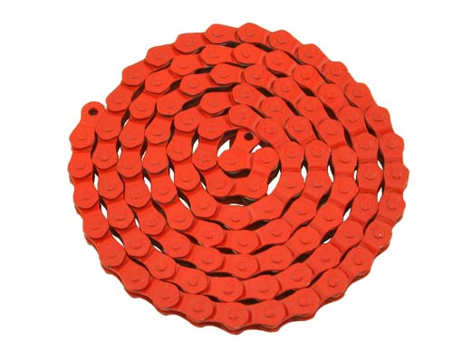 KMC Chain 1/2x1/8x102-1/2 Link 1/Speed red