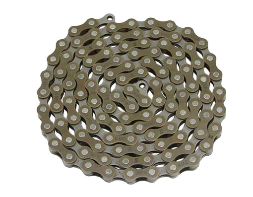 KMC bicycle Chain 1/2x3/32/116 6/Speed Black.