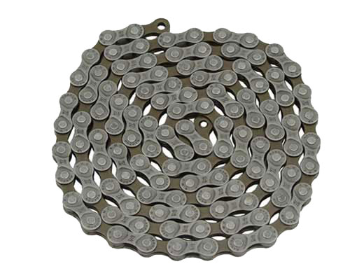KMC  Chain 1/2 x 3/32 116 Z72 8/Speed Black.