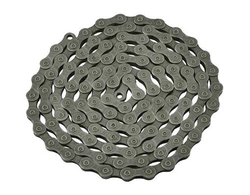 KMC Chain 1/2 x 3/32 116 Z99 9/Speed Black.