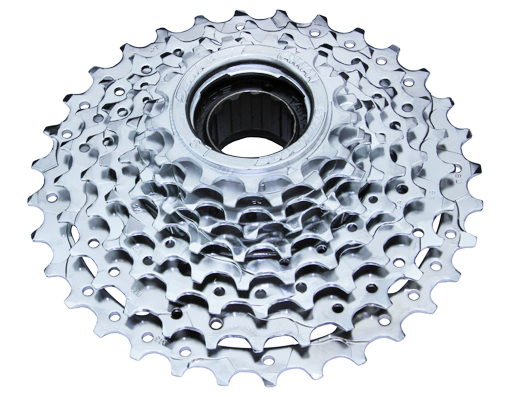 125464 Name: 9 Speed Multiple Freewheels Index MFM-90 Chrome Sun