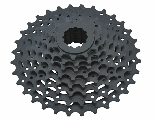 8 Speed Cassette Index CSM-53 Black Sun Race