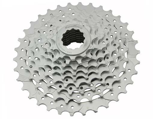 9 Speed bicycle Cassette Index Sun Race.