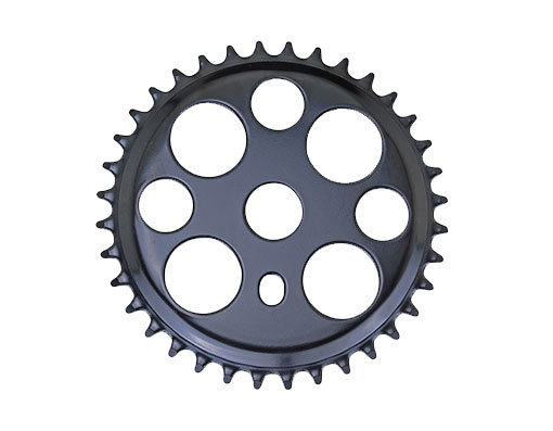 Bike Lowrider Lucky 7 Steel Sprocket 1/2 X 1/8 36t Black. 137242