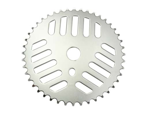 Sprocket Gt/Type 44t 1/2 X 1/8 Chrome.