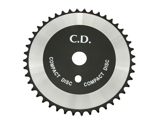 Sprocket Compact Disc 44t 1/2 X 1/8