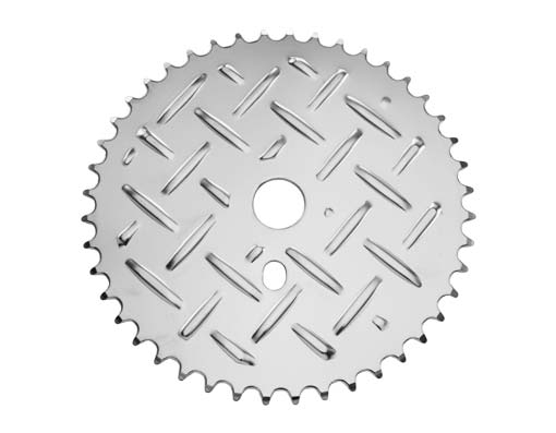 Bike Sprocket Cw375b 44t 1/2 X 1/8 Chrome. 137767