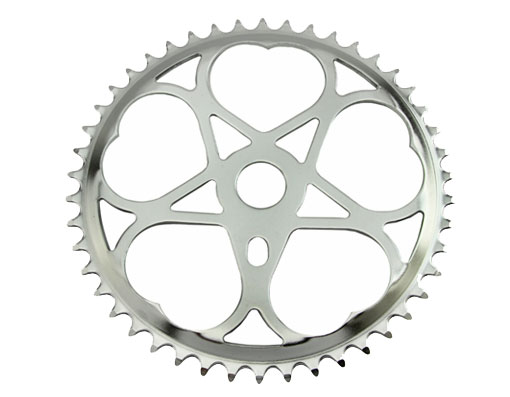 Lowrider Chainring  46t 1/2 X 3/32 Chrome.