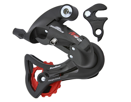 Rear Derailleur Index 40 Bike.