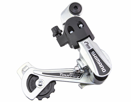 Rear Derailleur 7 Speed Shimano Tourney Ty-21 Direct.