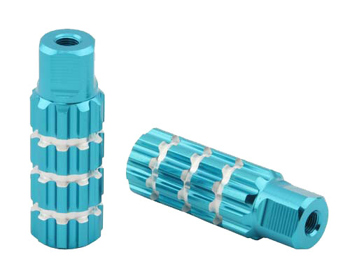 Bicycle Alloy Pegs 701 24/26t W=1.10