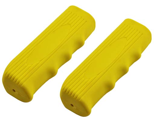 Custom Grips Kraton Rubber Yellow.