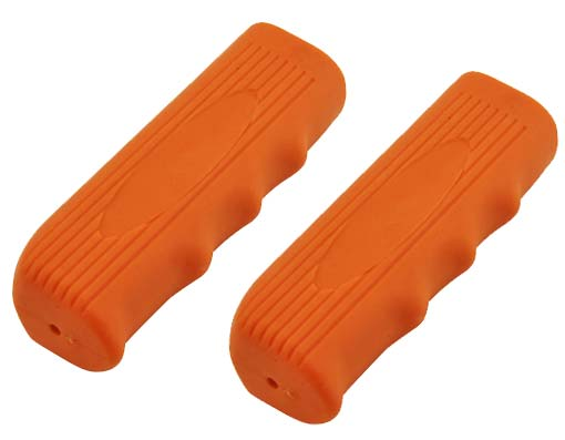 Custom Grips Kraton Rubber Orange