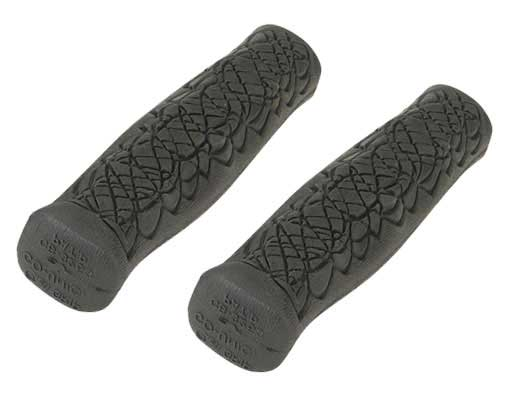 M.T.B Bicycle Grips Black 3253g.
