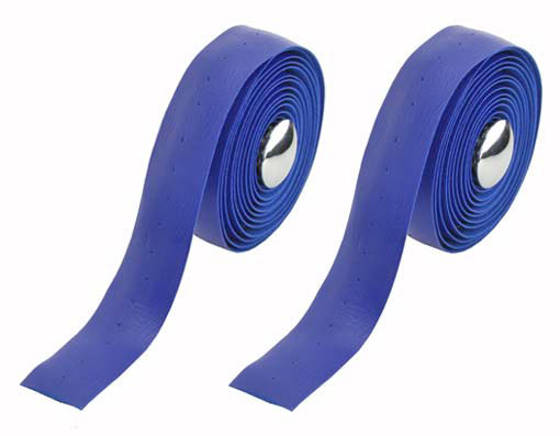 Handlebar Bicycle Tape Blue.