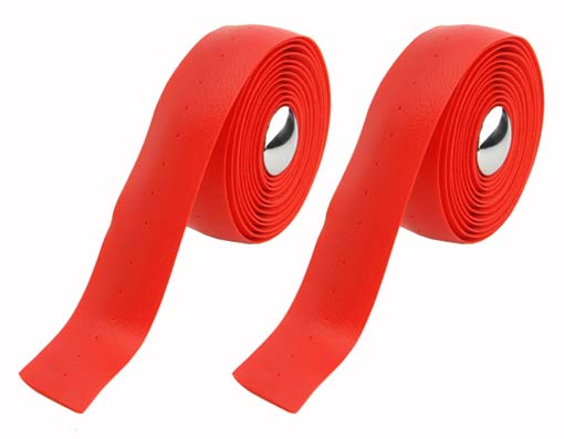 Handlebar Bicycle Tape Red.