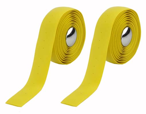 Handlebar Bicycle Tape Yellow.