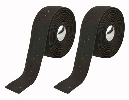 EVA Cork Handlebar Bicycle Tape Black .