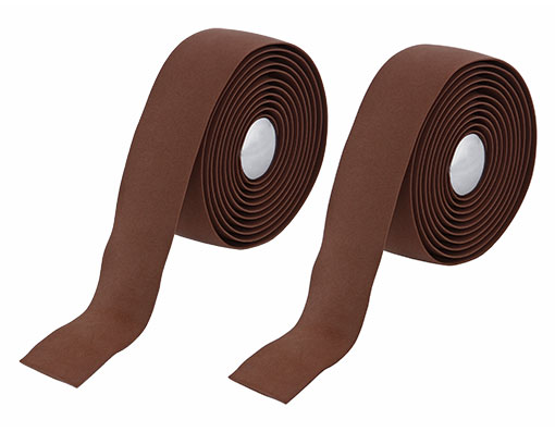 Bike EVA Cork Handlebar Tape Brown. 167696