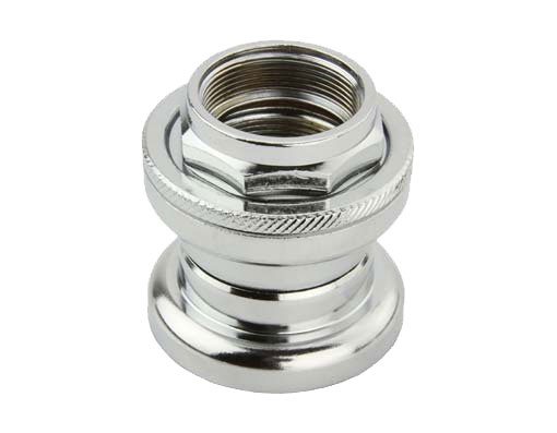 Bicycle Headset 21.1x32.5x27mm Chrome.