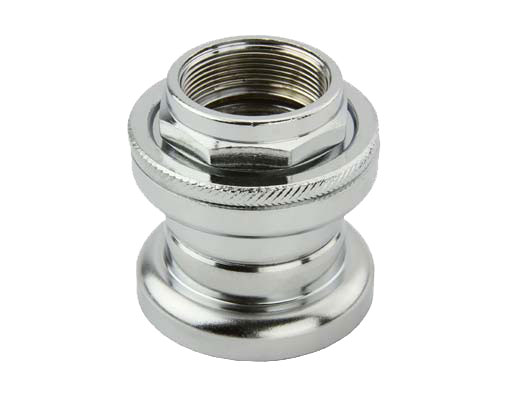 Bicycle Headset 22.2x32.5x27mm Chrome.