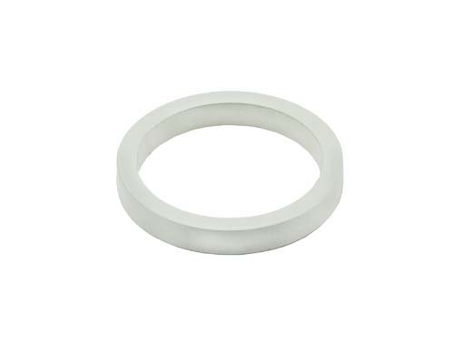 Headset Spacer Bicycle 1-1/8 5mm White.