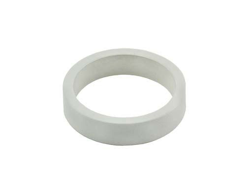Headset Spacer Bicycle 1-1/8 8mm White.