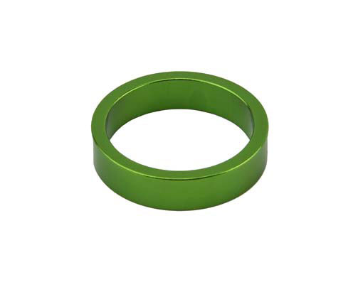 Headset Spacer Bicycle 1-1/8 8mm Green