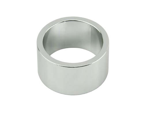 bike Headset Alloy Spacer 20mm x 1-1/8 Silver