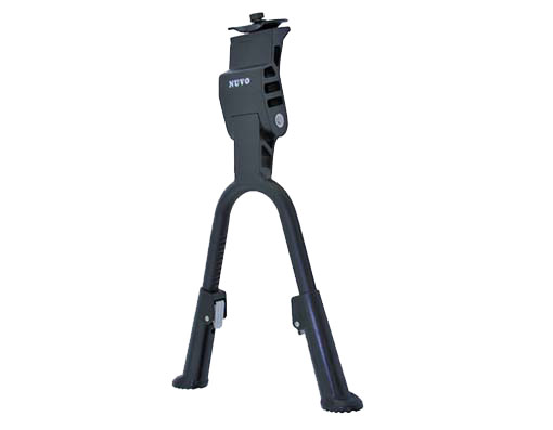 Adjustable Alloy Double Kickstand Nuvo Black