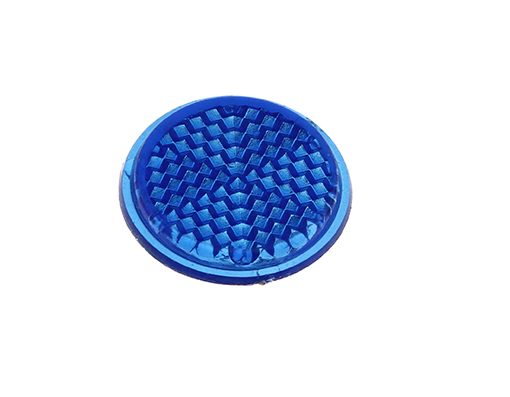 Bike Mirror Reflector 27mm Blue. 193971