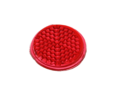 Bike Mirror Reflector 27mm Red. 193972