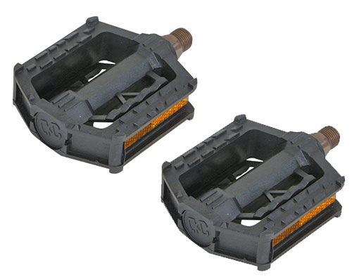 M.T.B Bicycle Pedals 607 9/16