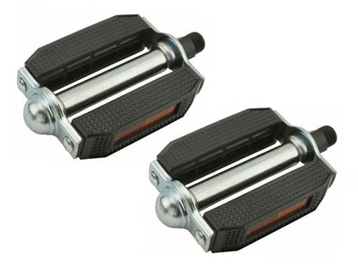 507 Pvc Bicycle Pedals 9/16