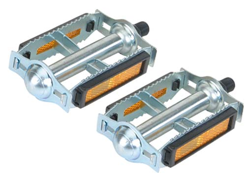 616 Steel Bicycle Pedals 1/2