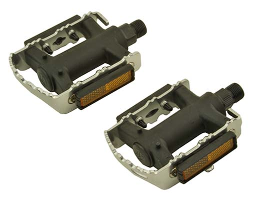 975 Alloy/Nylon Pedals 9/16