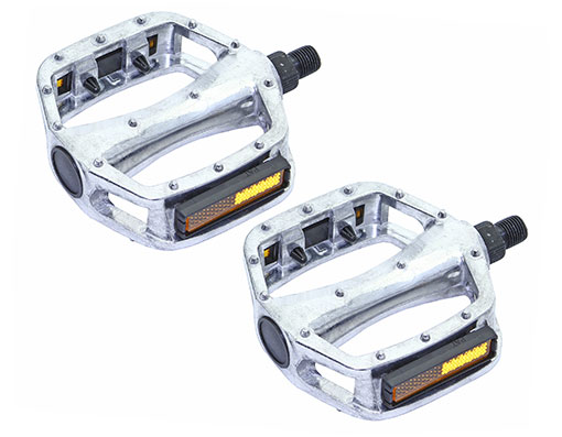 Bike 505 Alloy Pedals 1/2