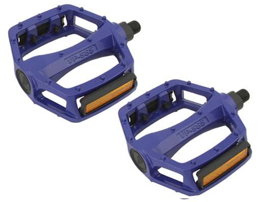 VP-565 Alloy Bicycle Pedals 1/2