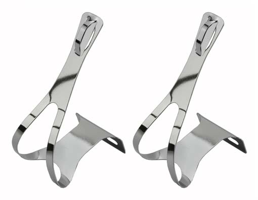 Bicycle Toe Clip 311 Chrome.