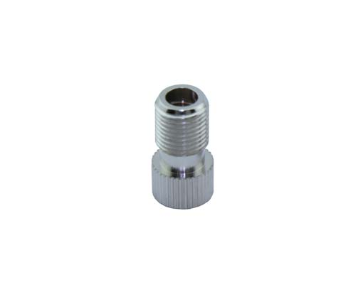 Presta Adaptor Valve 17mm Alloy