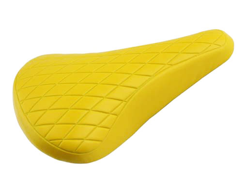 Vinyl Saddle Diamond 702 Yellow