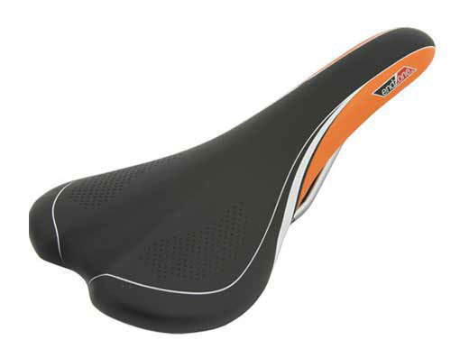 Saddle Bicycle 1205 Endzone Black/Orange.