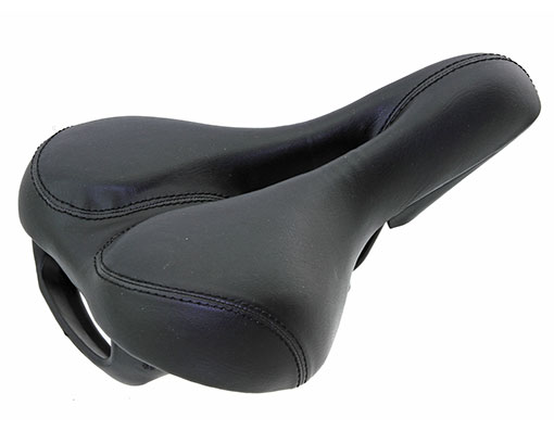 Bike M.T.B Saddle D-518 Black. 216937