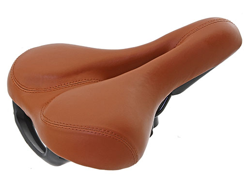 PRO! Mountain Bicycle Seats D-518 Brown-216941